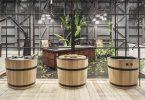 Новая кухонная коллекция для террас