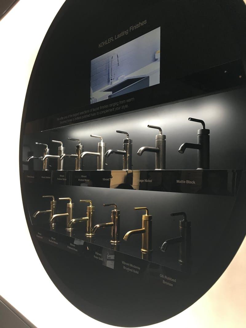 Тенденции дизайна для кухни: коллекция кранов от Kohler
