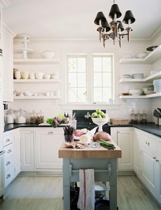 Кухни тренды: больше свободного пространства