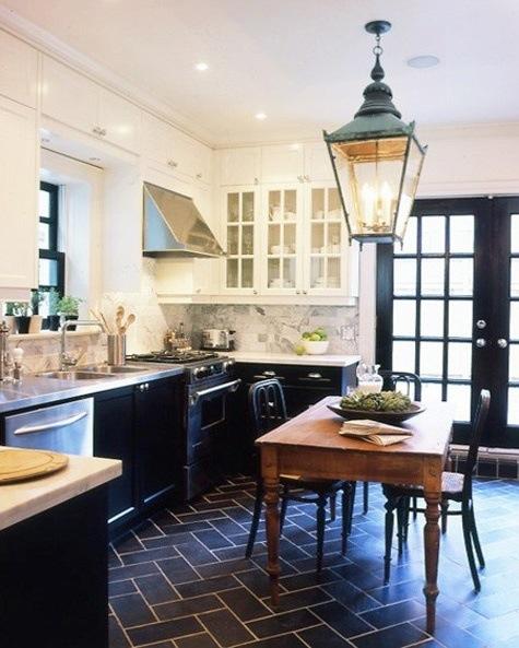 Кухни тренды: диаметральное созвучие - фото 1