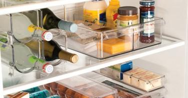 Специальные контейнеры для хранения яиц в холодильнике