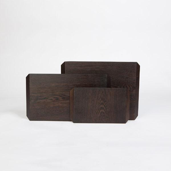 Разделочные доски из дерева от дизайнера Тейлора Донскера