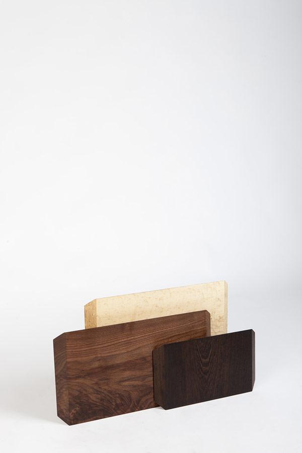 Разделочные доски от дизайнера Тейлора Донскера