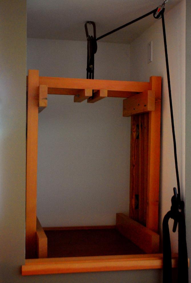 Кухонный лифт от Wendy K. Leigh