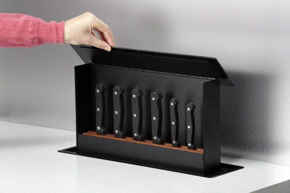 Выдвижной блок для хранения ножей от The S-Box