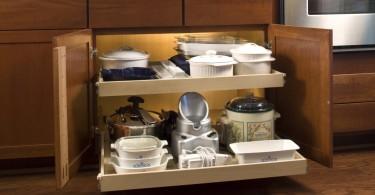 Профессиональная организация кухонного пространства от Al Williams