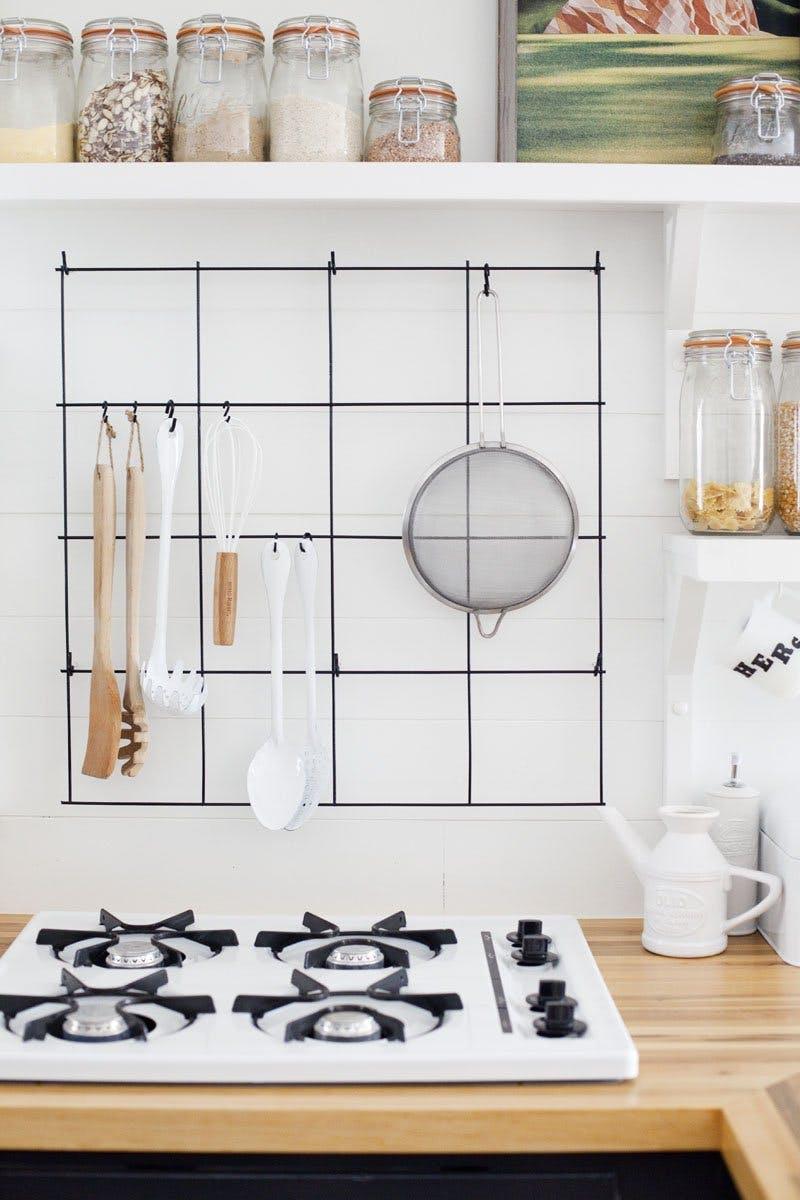 Организация и хранение вещей на кухне – это просто