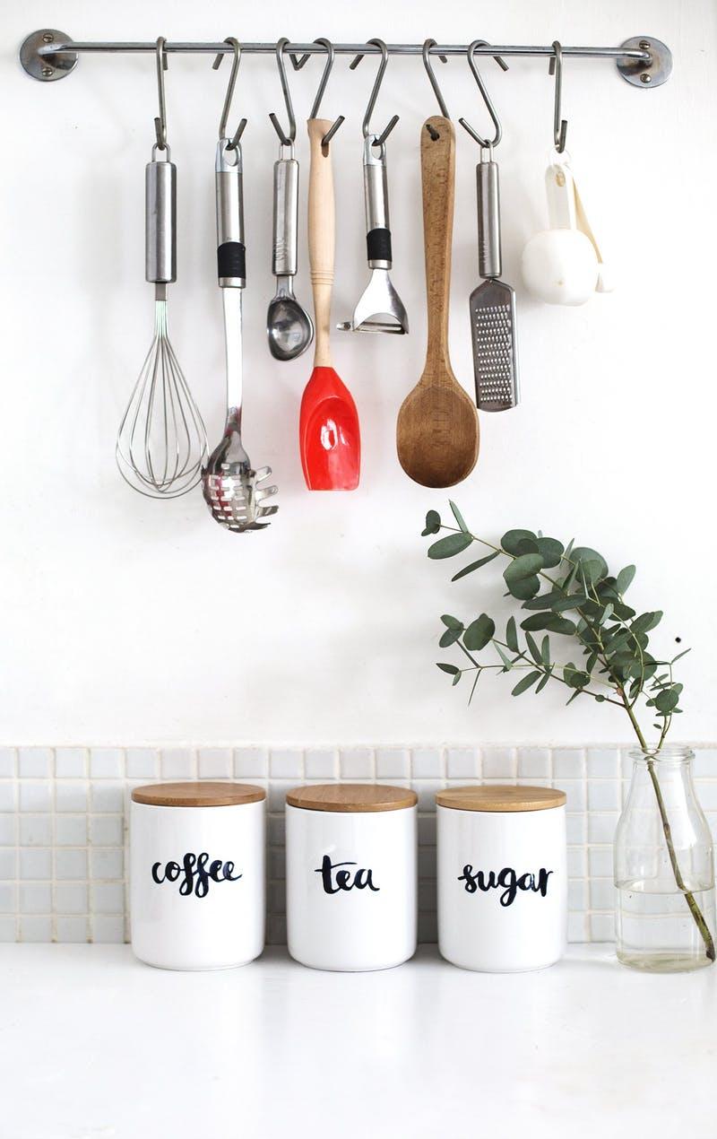 Кофе, сахар, чай в какой банке отвечай