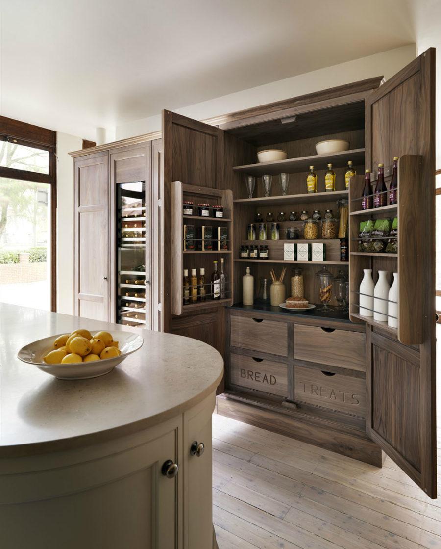 Хранение на кухне - лимоны на столе