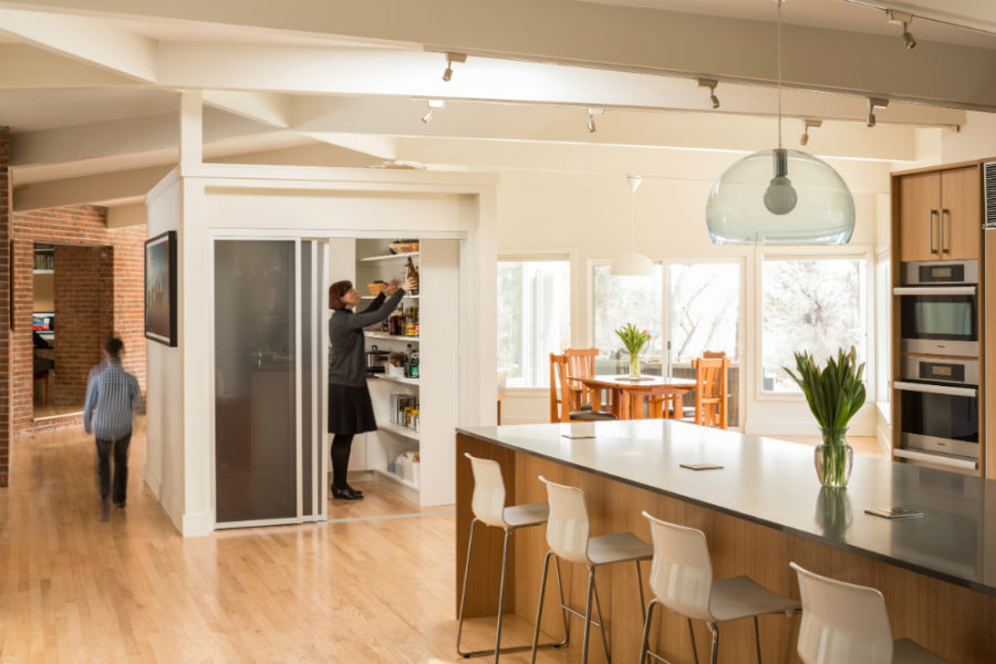 Хранение на кухне - пример использования
