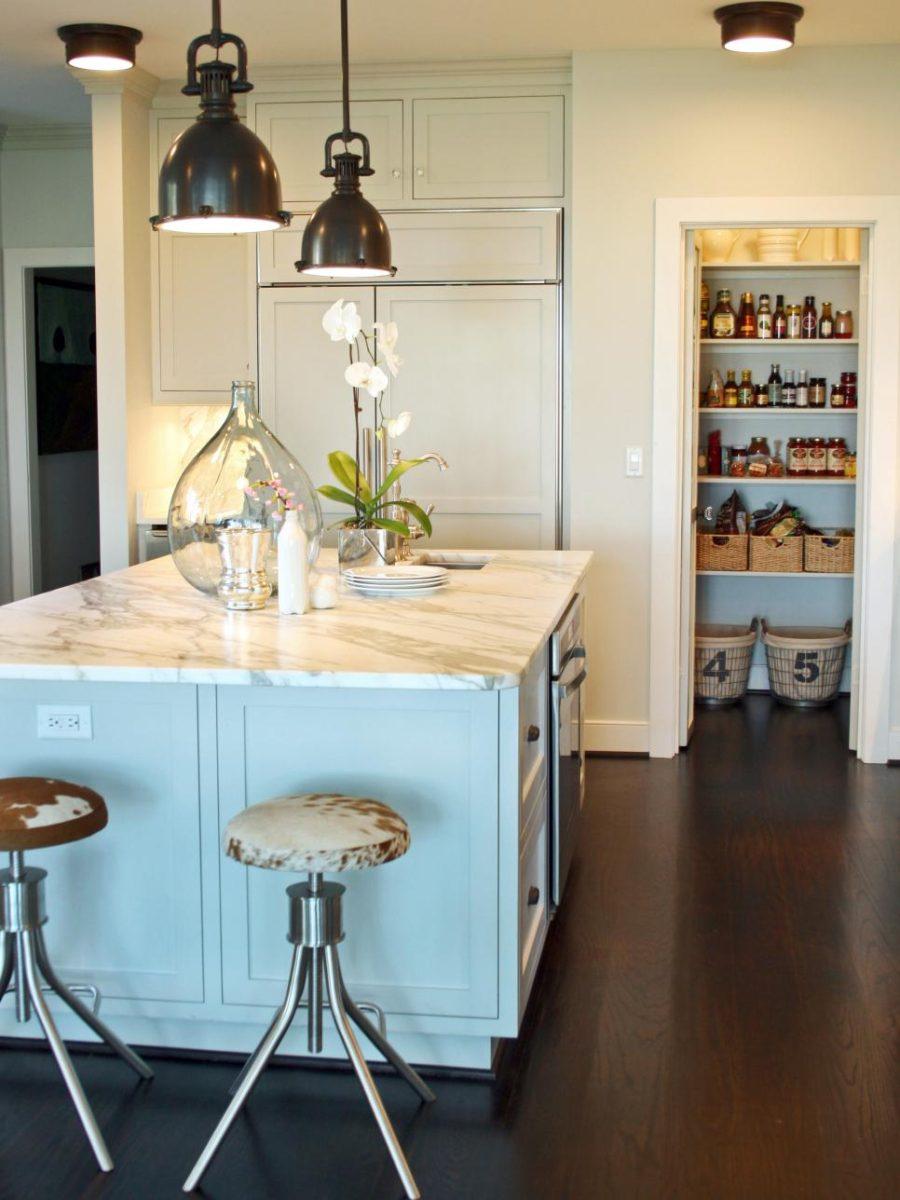 Хранение на кухне - хранилище для консервов
