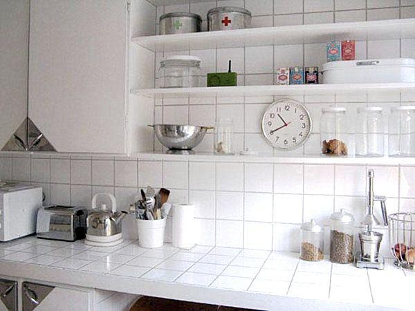 Организация пространства на кухонном столе
