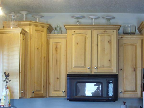 Оригинальные предметы декора в интерьере кухни