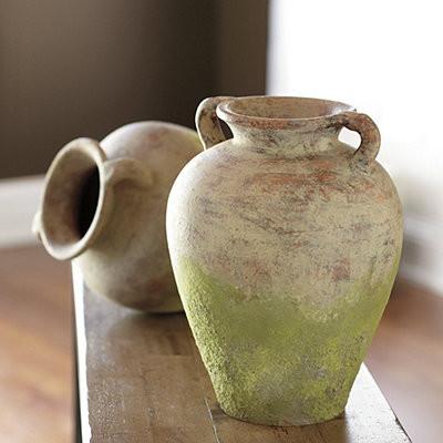 Глиняные кувшины под старину