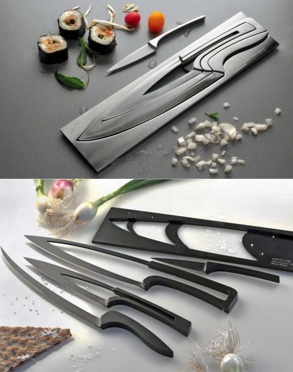 Оригинальные ножи для кухни - Фото 2