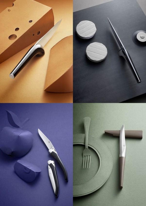 Оригинальные ножи для кухни - Фото 8