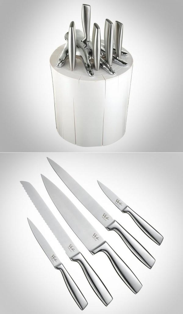 Оригинальные ножи для кухни - Фото 13