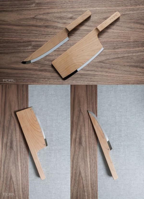 Оригинальные ножи для кухни - Фото 16