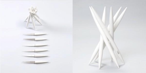 Оригинальные ножи для кухни - Фото 22