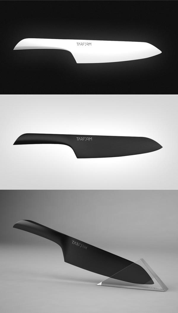 Оригинальные ножи для кухни - Фото 26