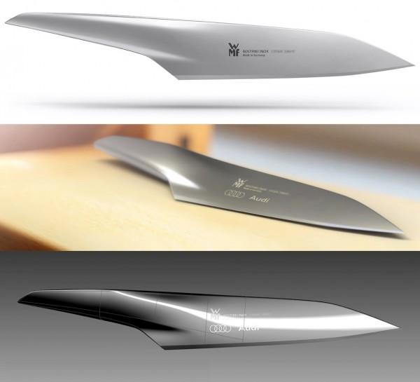 Оригинальные ножи для кухни - Фото 27
