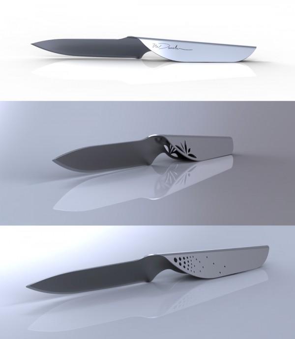 Оригинальные ножи для кухни - Фото 28
