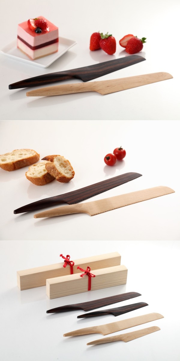Оригинальные ножи для кухни - Фото 29