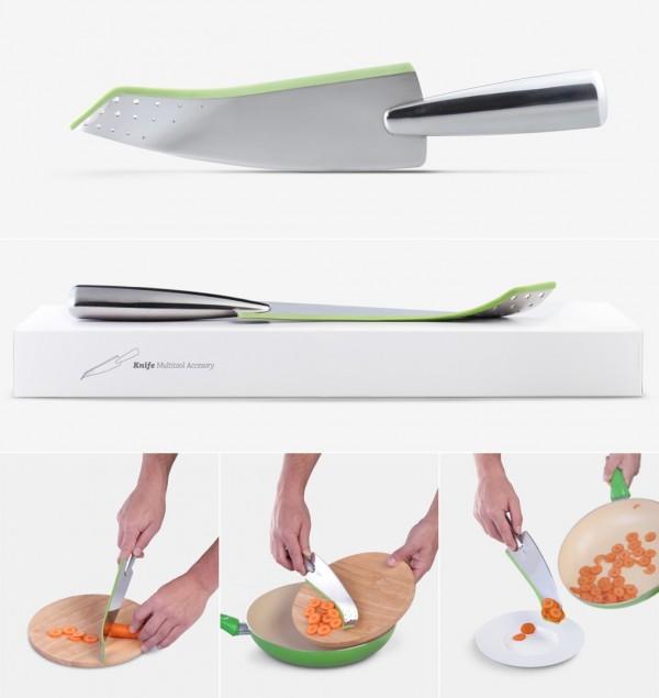 Оригинальные ножи для кухни - Фото 31