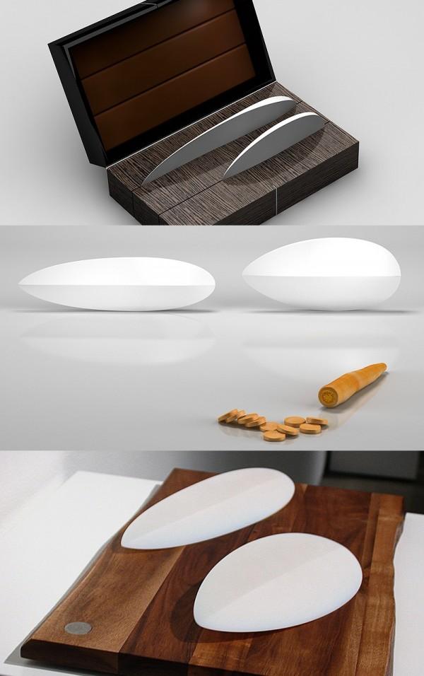 Оригинальные ножи для кухни - Фото 34
