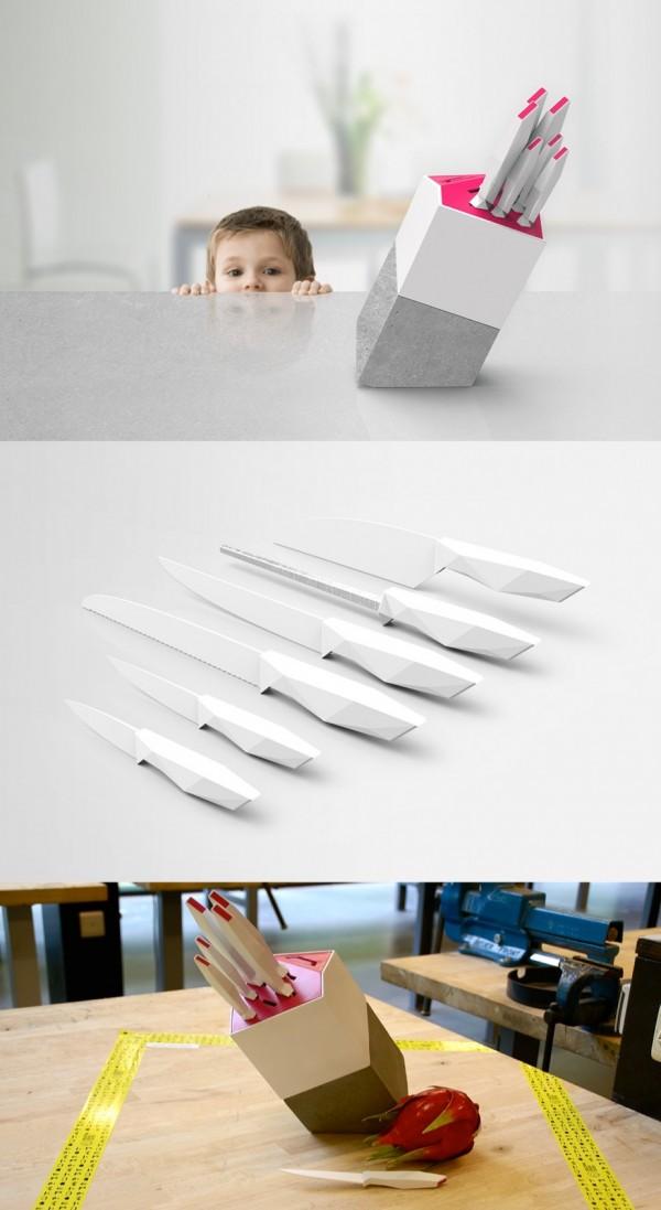 Оригинальные ножи для кухни - Фото 36