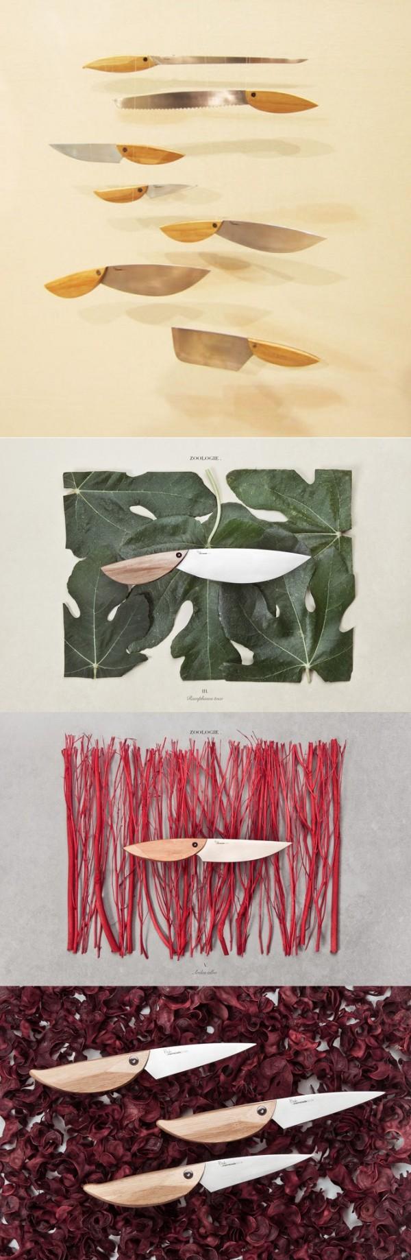 Оригинальные ножи для кухни - Фото 38