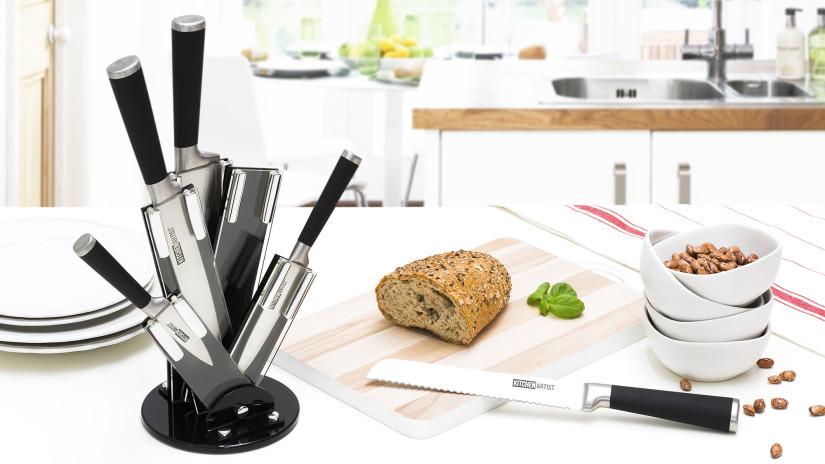 Оригинальные ножи для кухни