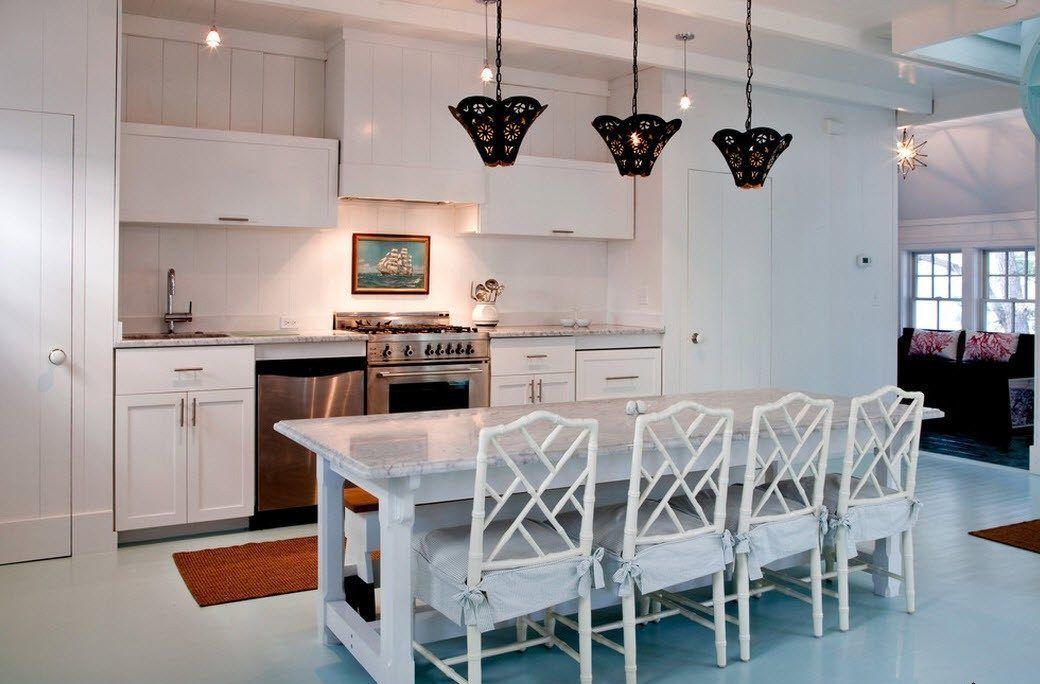 Оригинальные стулья для кухни - фото 9