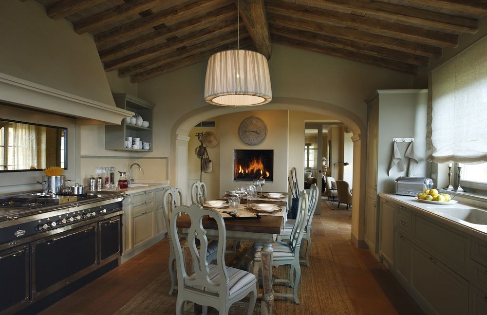 Оригинальные стулья для кухни - фото 11