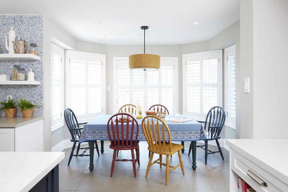 Оригинальные стулья для кухни - фото 13