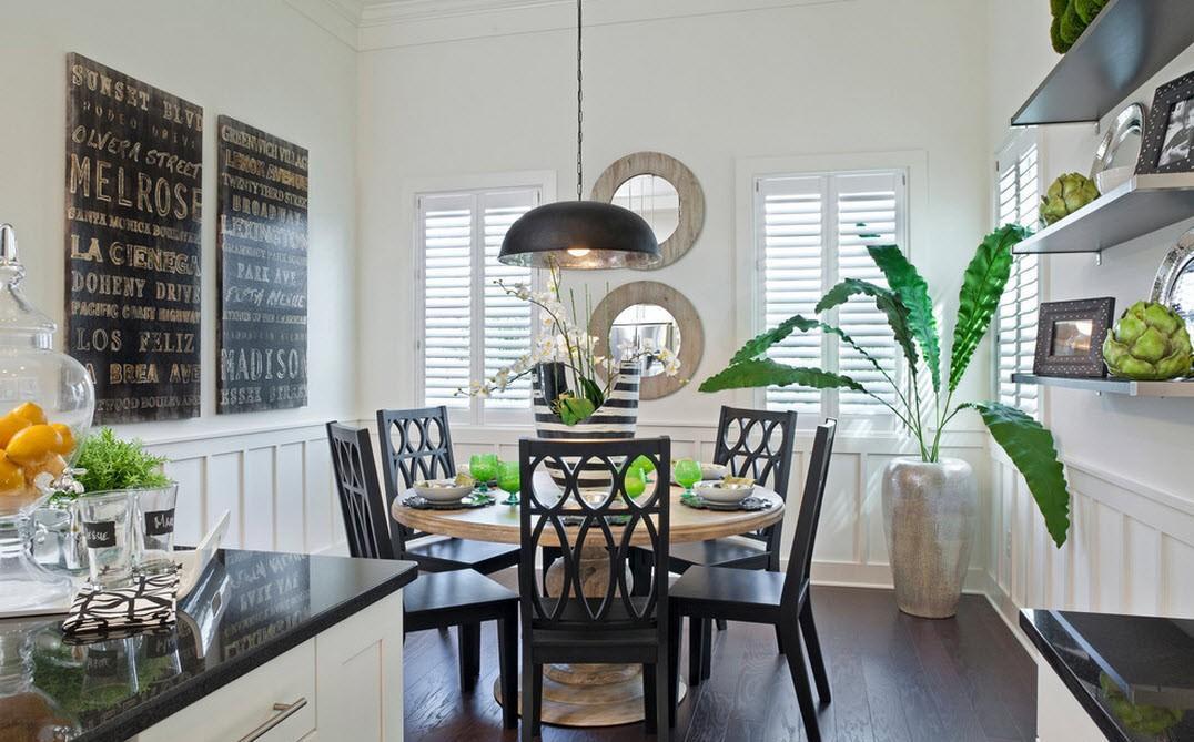 Оригинальные стулья для кухни - фото 14