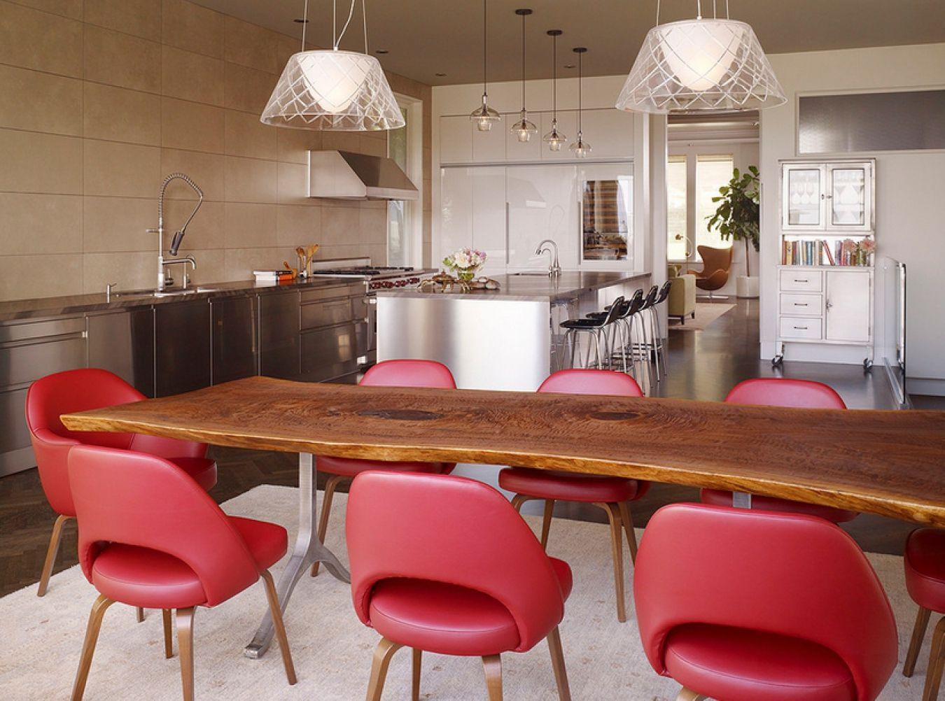 Оригинальные стулья для кухни - фото 17
