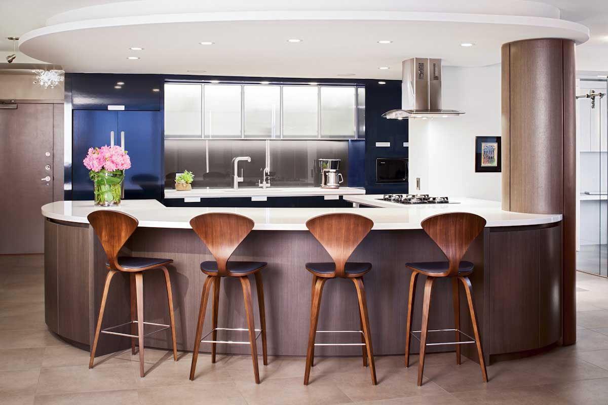 Оригинальные стулья для кухни - фото 18