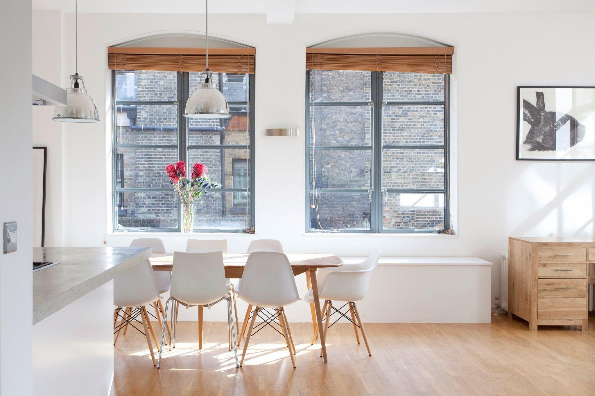 Оригинальные стулья для кухни - фото 28