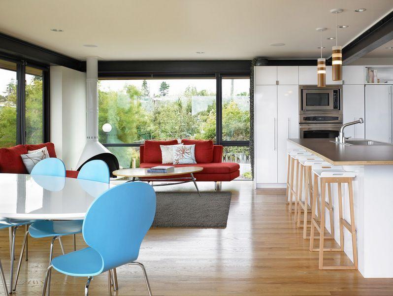 Оригинальные стулья для кухни - фото 31