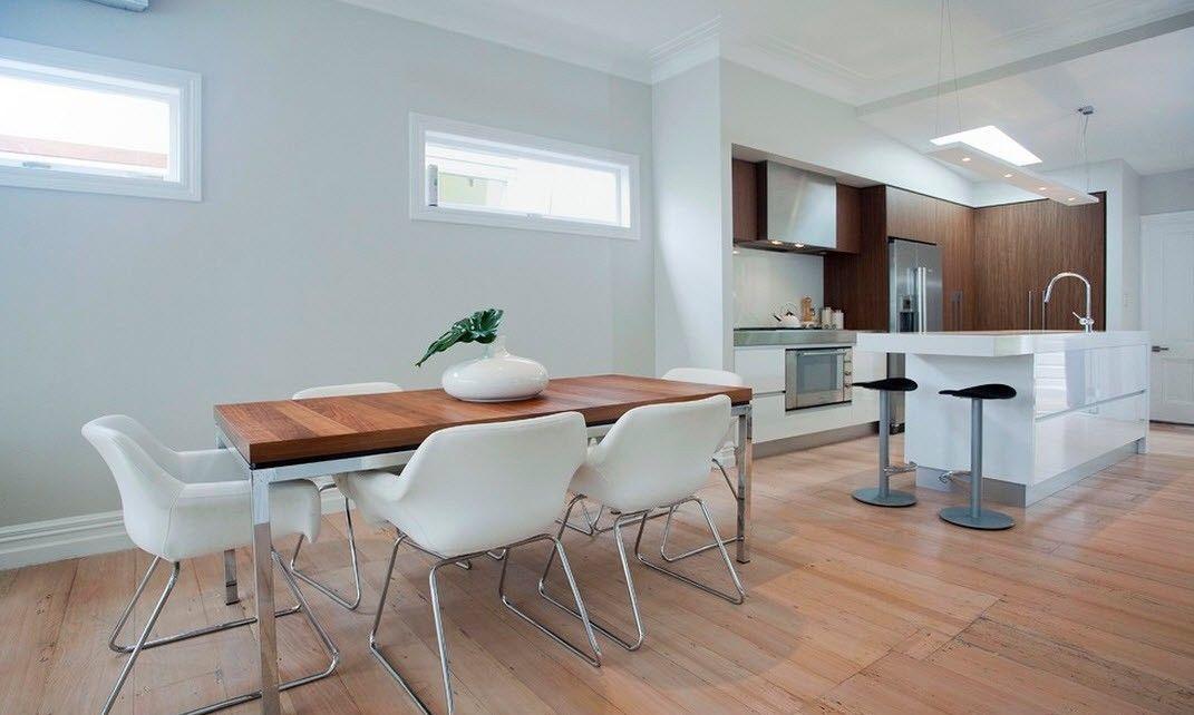 Оригинальные стулья для кухни - фото 35