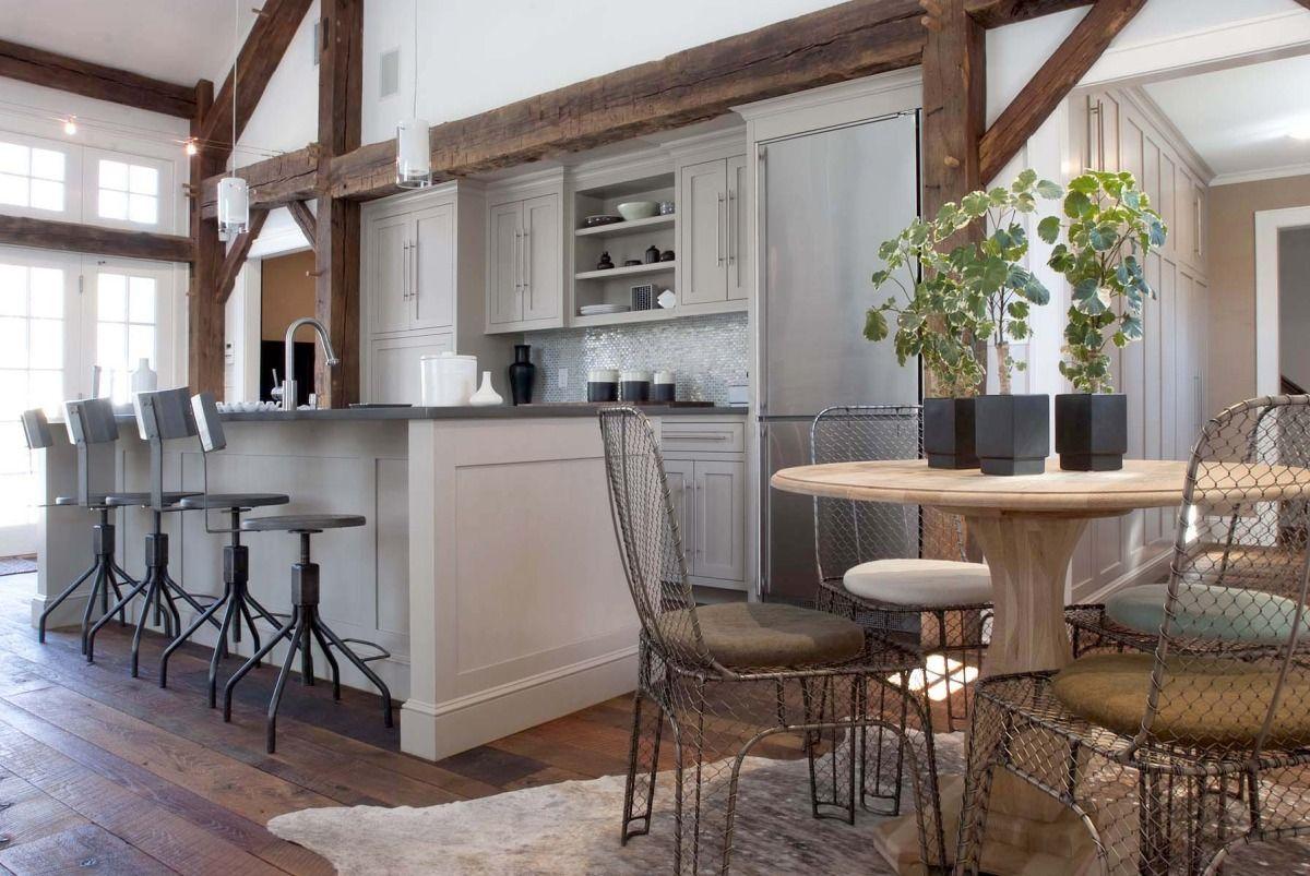 Оригинальные стулья для кухни - фото 36