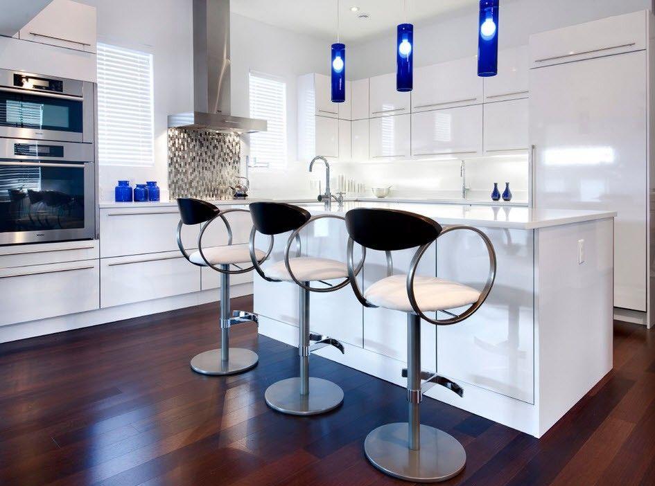 Оригинальные стулья для кухни - фото 41