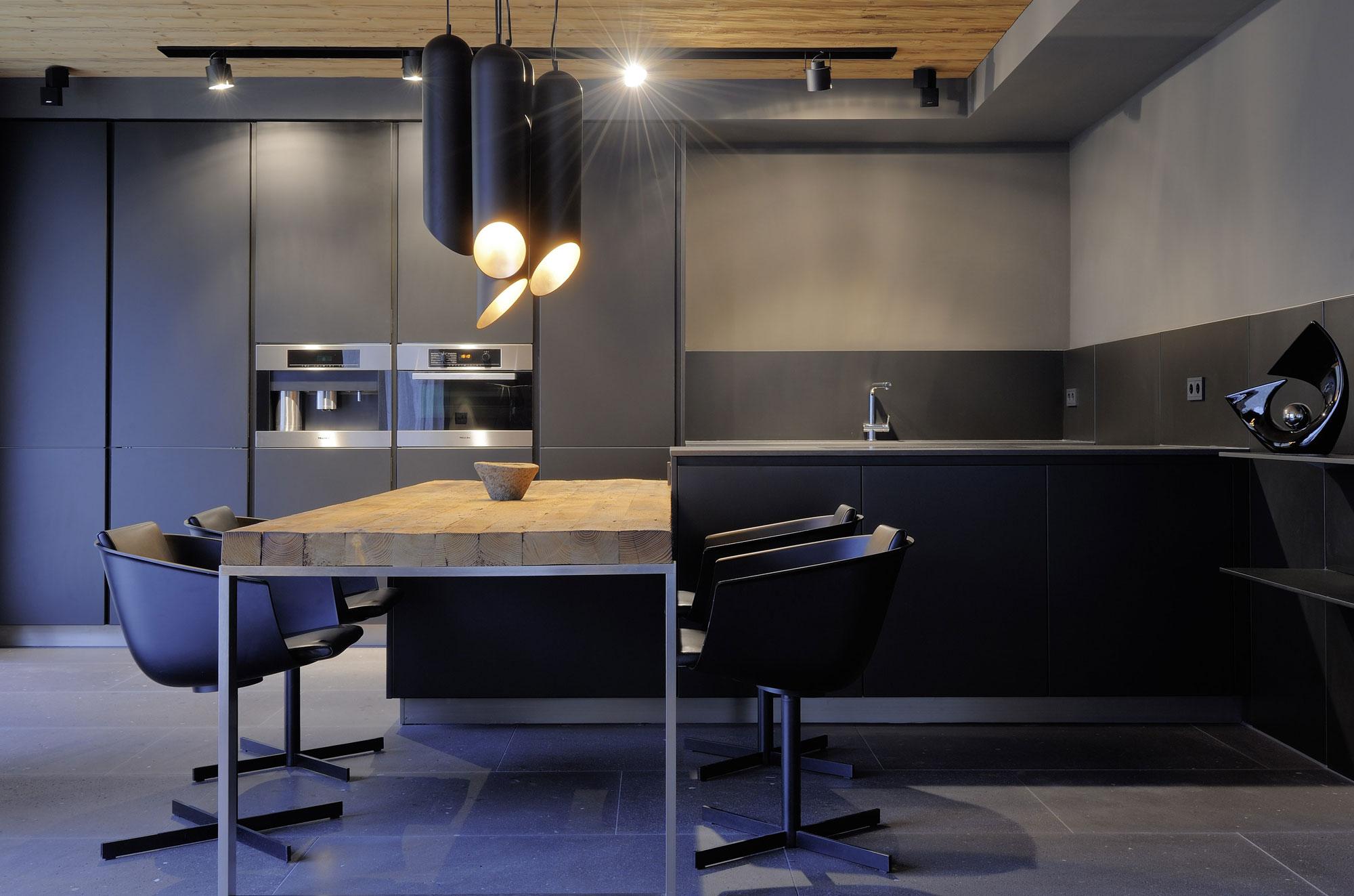 Подвесные светильники для кухни - Фото 12
