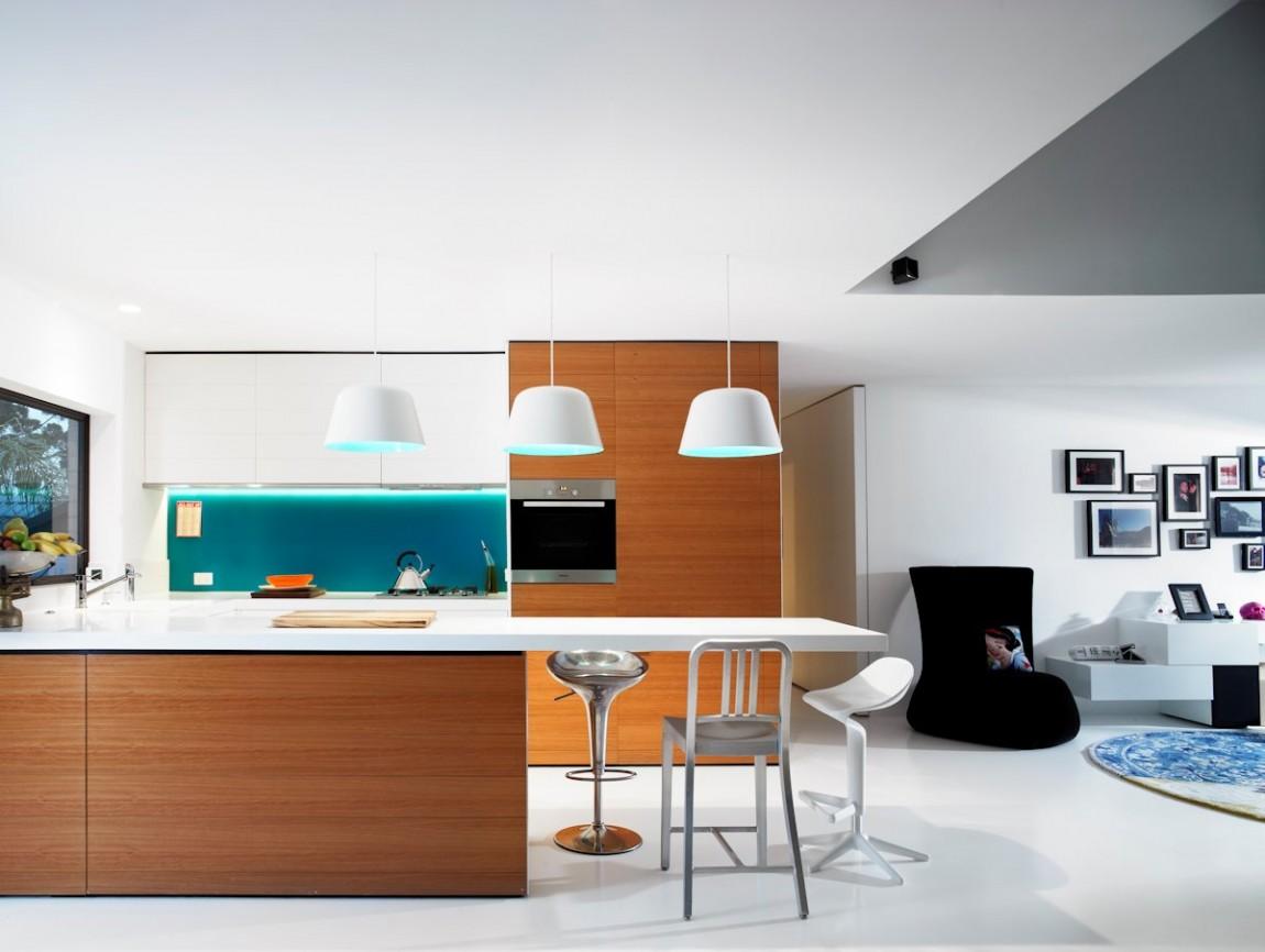 Подвесные светильники для кухни - Фото 13