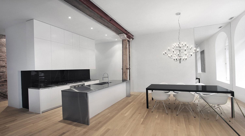 Подвесные светильники для кухни - Фото 24
