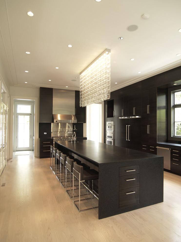 Подвесные светильники для кухни - Фото 26