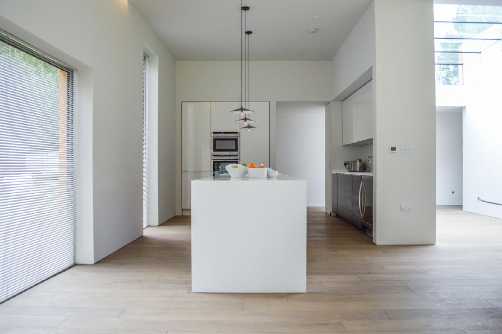 Подвесные светильники для кухни - Фото 33