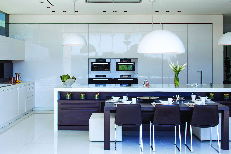 Подвесные светильники для кухни - Фото 34