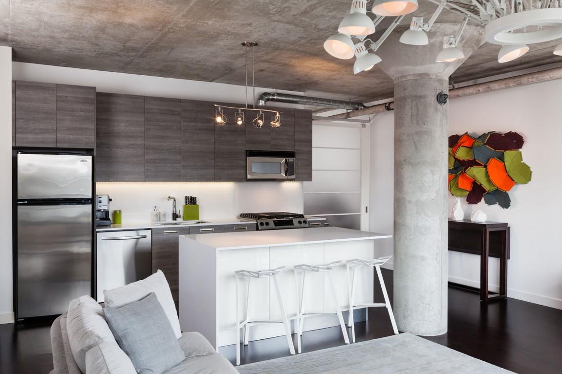 Подвесные светильники для кухни - Фото 35
